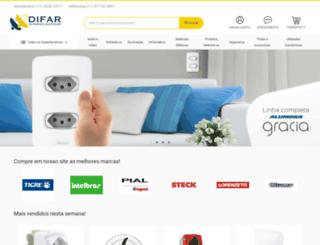 difar.com.br screenshot