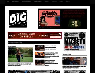 digboston.com screenshot