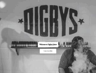 digbysjuices.co.uk screenshot