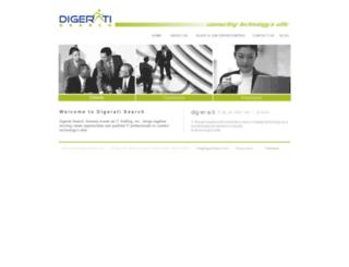 digeratisearch.com screenshot