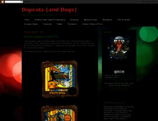 digicats.blogspot.com screenshot