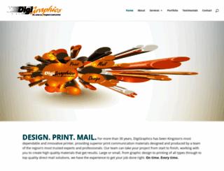 digigraphics.ca screenshot