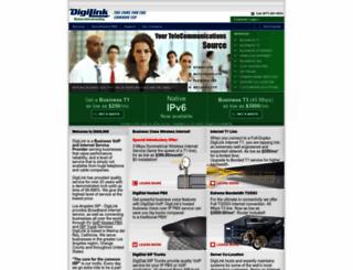 digilink.net screenshot