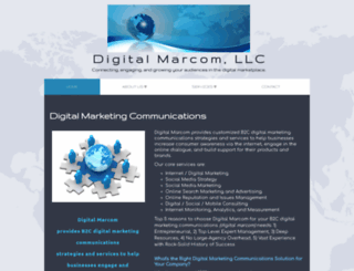 digimarcom.com screenshot