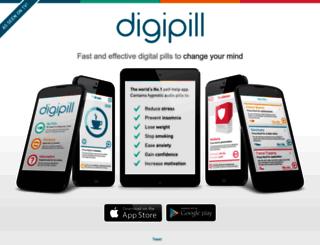 digipill.com screenshot