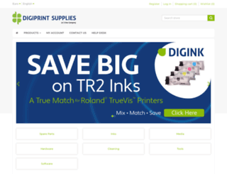 digiprint-supplies.com screenshot