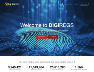 digiregs.com screenshot