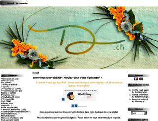 digiscrapbooking.ch screenshot