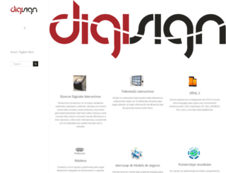 digisign.mx screenshot