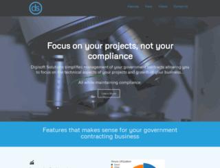 digisoft-solutions.com screenshot