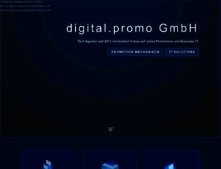 digital-promo.de screenshot