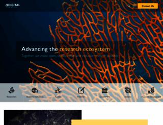 digital-science.com screenshot