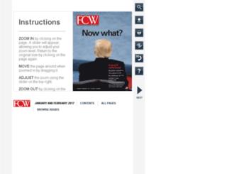 digital.fcw.com screenshot