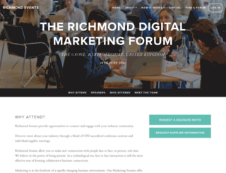 digital.marketingforum.co.uk screenshot
