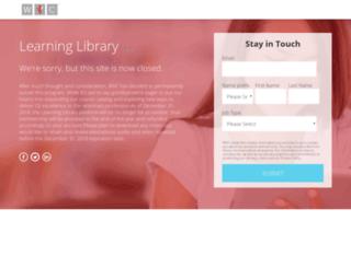 digital.wvc.org screenshot