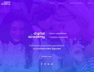 digitalacademy.la screenshot