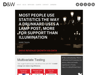digitalandwise.com screenshot