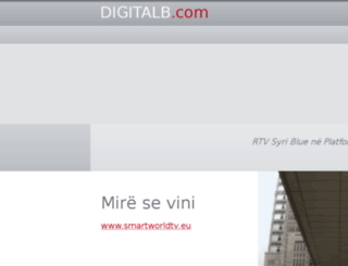 digitalb.com screenshot