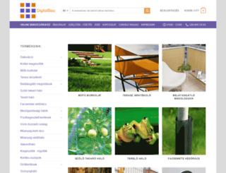 digitalbau.hu screenshot