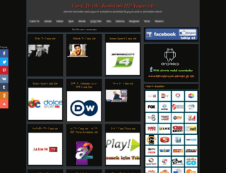 digitalcanlitv.blogspot.com screenshot
