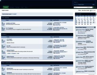 digitalcomplex.org screenshot