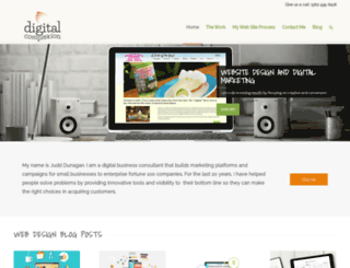 digitalcomplexion.com screenshot