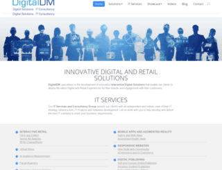 digitaldm.com screenshot