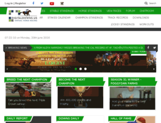 digitaldowns.com screenshot