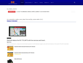 digitaleditor.com screenshot
