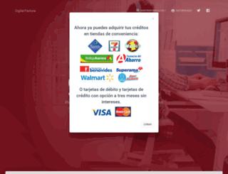 digitalfactura.com screenshot