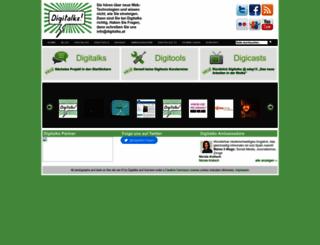 digitalks.at screenshot
