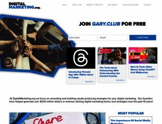 digitalmarketing.org screenshot