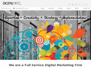 digitalmktg.org screenshot
