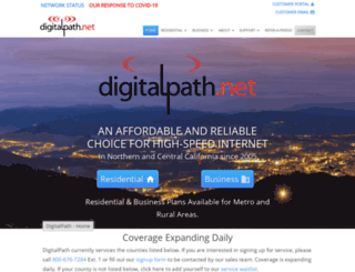 digitalpath.net screenshot