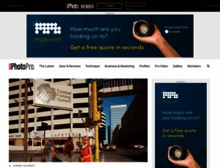digitalphotopro.com screenshot