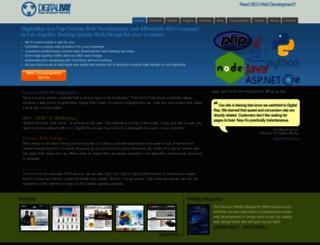 digitalray.com screenshot