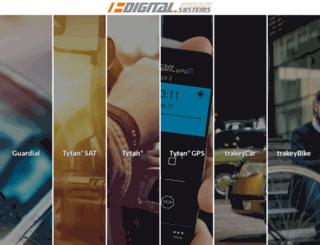 digitalsystems.pl screenshot
