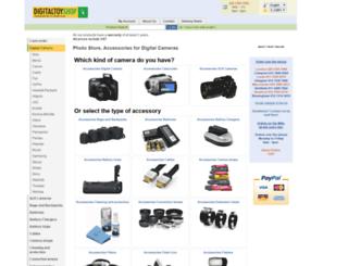 digitaltoyshop.co.uk screenshot