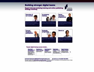 digitaltrainingacademy.com screenshot