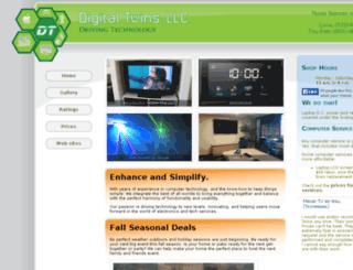 digitaltwins.com screenshot