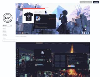 digitalvanity.me screenshot