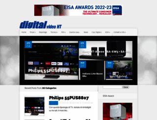 digitalvideoht.it screenshot