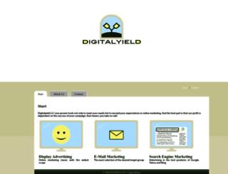 digitalyield.net screenshot