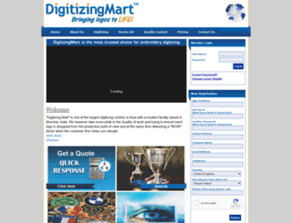 digitizingmart.com screenshot