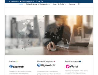digiweb.com screenshot