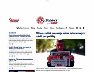 digizone.cz screenshot