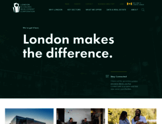 diglondon.ca screenshot