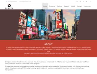 diimpex.com screenshot
