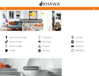 dikhawa.com.pk screenshot