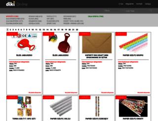 diki.com.pl screenshot